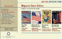 Thumbnail image of Magazine Cover Gallery resource