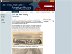 Thumbnail image of Civil War Field Printing resource