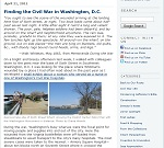 Thumbnail image of Blog Post: Finding the Civil War in Washington, DC resource
