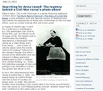 Thumbnail image of Blog Post: The Mystery Behind a Civil War Nurse's Photo Album resource