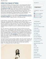 Thumbnail image of Blog Post: Celia Cruz: Queen of Salsa resource