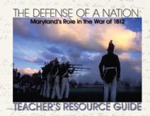 Thumbnail image of the Defense of a Nation Teacher Resource Guide