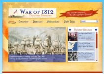 Thumbnail image of War of 1812 Classroom Resource