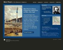 Thumbnail image of West Point in the Making of America Hompage