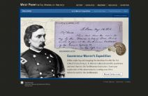Thumbnail image of Gouverneur Warren's Expedition resource