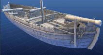 Thumbnail image of 3D Tour: Gunboat Philadelphia resource