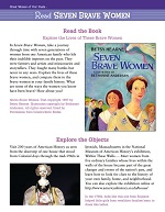 Thumbnail image of Read Seven Brave Women resource