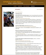 Thumbnail image of Brown v. Board of Education National Historic Site homepage