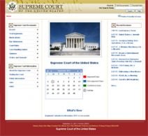 Thumbnail image of About the Supreme Court resource