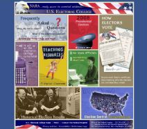 Thumbnail image of the History of the Electoral College resource
