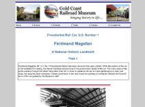 Thumbnail image of the Presidential Pullman Railcar Ferdinand Magellan resource