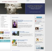 Thumbnail image of Smithsonian National Portrait Gallery resource