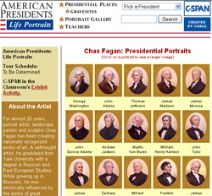 Thumbnail image of American Presidents: Life Portraits resource