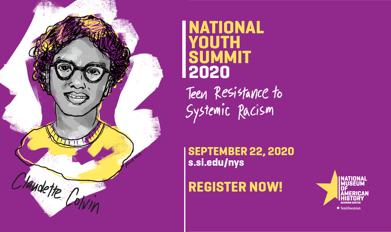 National Youth Summit 2020 header