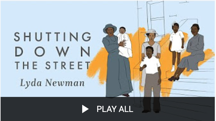 Screenshot of Women's Voting History video playlist