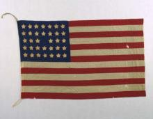 United States National 34-Star Flag
