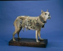Stuffed dog, Sergeant Stubby