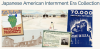 Image of different objects in the collection related to Japanese American Internment