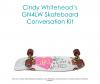 Cindy Whitehead's skateboard